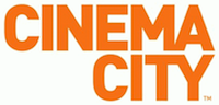 Cinema City Arkadia logo.
