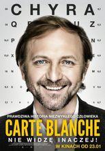 Plakat filmu Carte Blanche