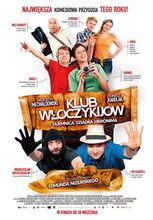 Plakat filmu Klub włóczykijów