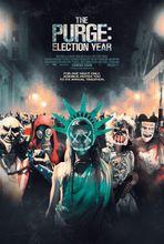 Plakat filmu Noc oczyszczenia: Czas wyboru
