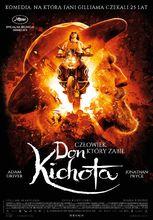 Plakat filmu Człowiek, który zabił Don Kichota