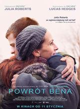 Plakat filmu Powrót Bena