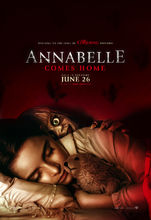 Movie poster Annabelle wraca do domu