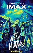 Plakat filmu Nowi Mutanci