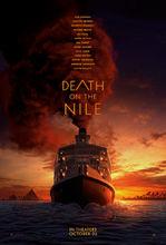 Movie poster Śmierć na Nilu