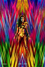 Movie poster Wonder Woman 1984
