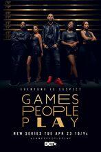 Movie poster W co grają ludzie