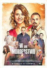 Movie poster W jak morderstwo