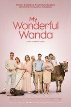 Movie poster Moja cudowna Wanda