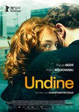 Plakat filmu Undine