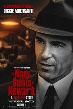 Plakat filmu Wszyscy święci New Jersey