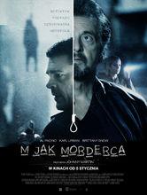 Plakat filmu M jak Morderca