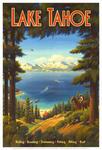 Plakat filmu Nad jeziorem Tahoe