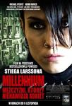 Plakat filmu Millennium: Mężczyźni, którzy nienawidzą kobiet