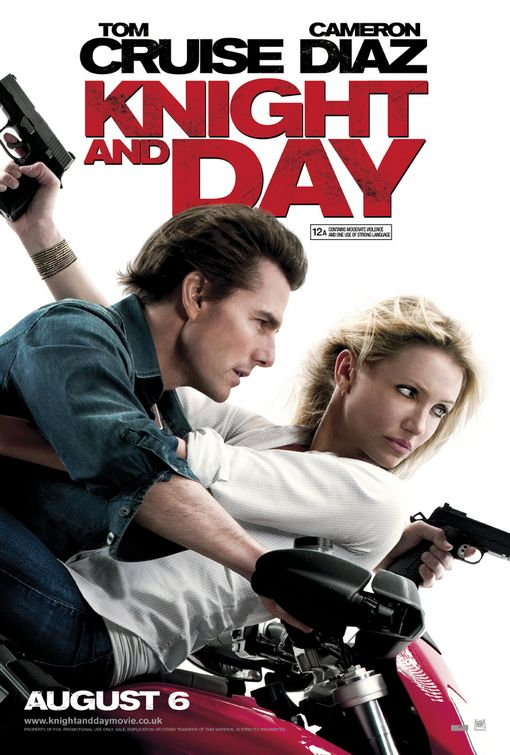 Wybuchowa Para / Knight and Day (2010) PL.DVDRiP.XViD-ER/ Lektor PL