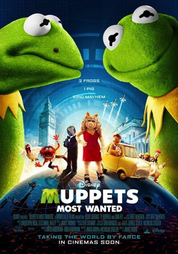 Muppety: Poza prawem / Muppets Most Wanted (2014) 1080p MULTi [Dubbing PL/EN] BluRay.x264